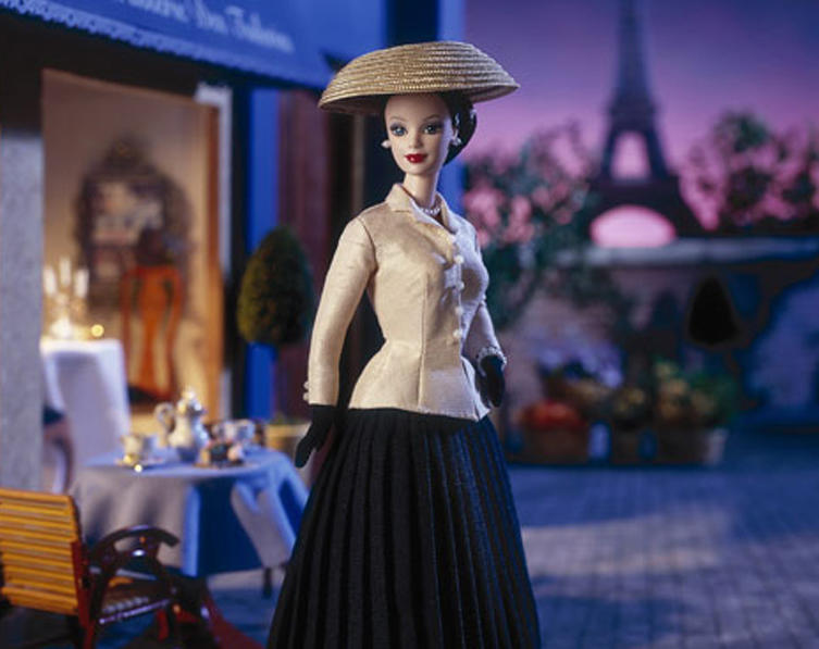 Fashion-Puppe: 50 Jahre Barbie