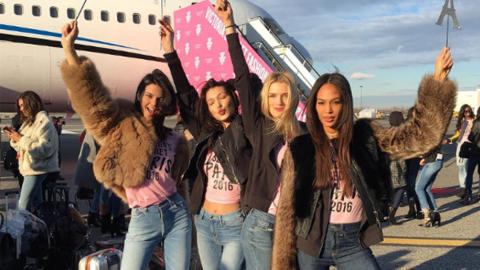 Die Beauty-Tricks der Victoria's-Secret-Models