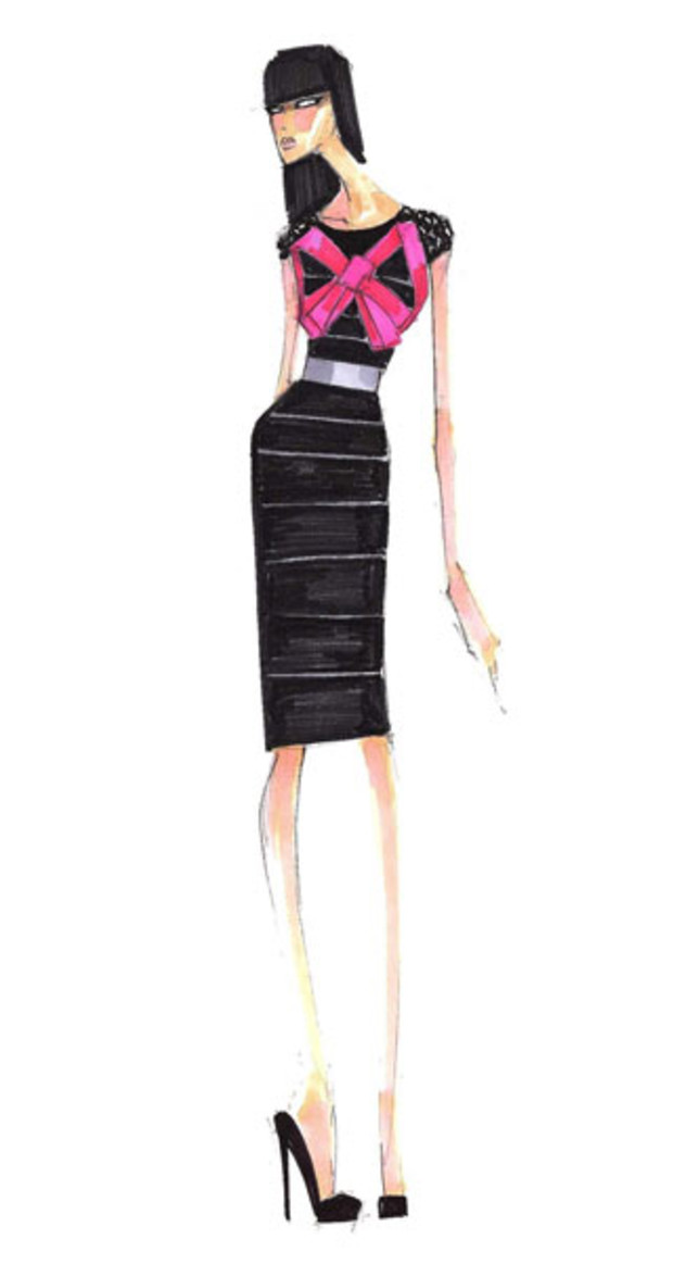 herve-leger-hello-kitty