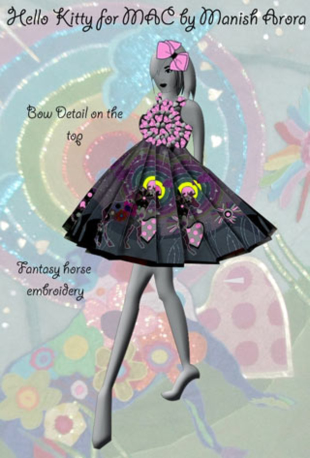 manish-arora-hello-kitty