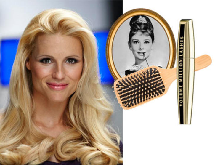 Michelle Hunziker im Beauty-