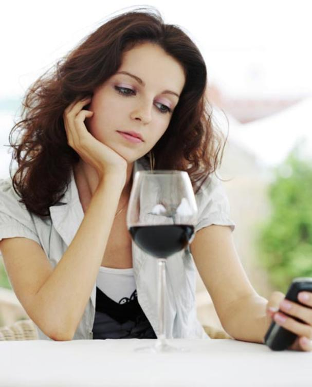Online dating reinfall