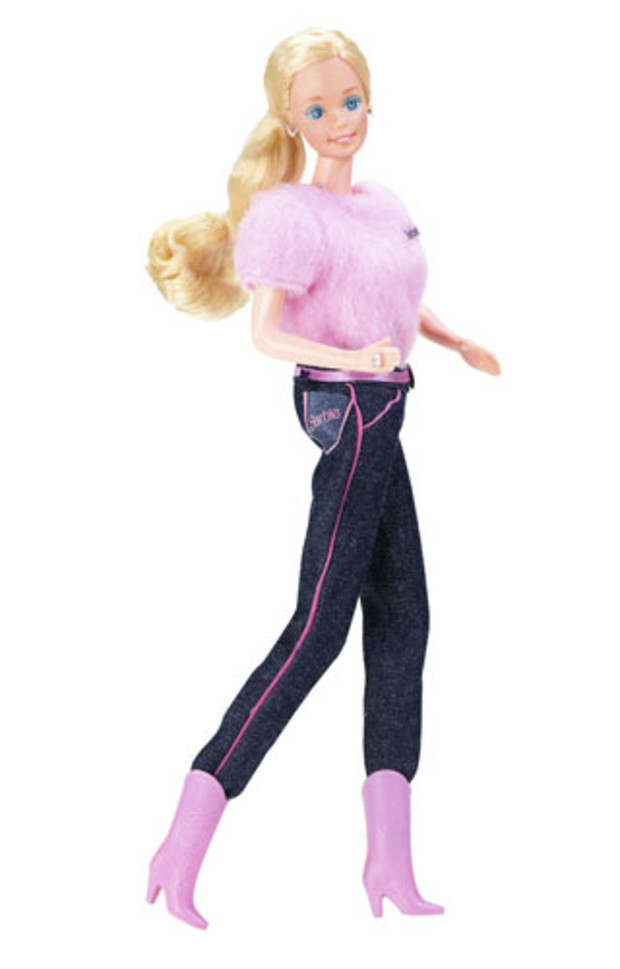 1982-DesignerDenim Barbie
