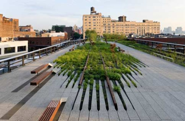 High-Line-G7-baan-New-York