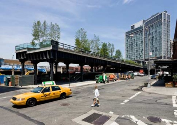High-Line-G8-baan-New-York