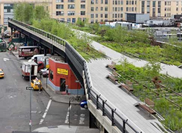 High-Line-G9-baan-New-York