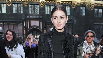 "Die stilsichere ""The City""-Zicke und New Yorker Socialite Olivia Palermo verrät ihre Top Five-Locations im Big Apple."