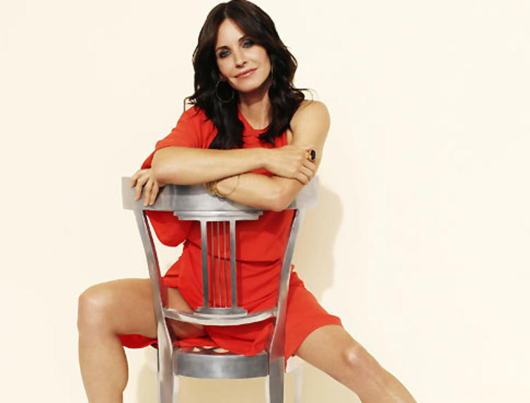 Courtney Cox' Cougar-Trend: 15 Promi-Paare