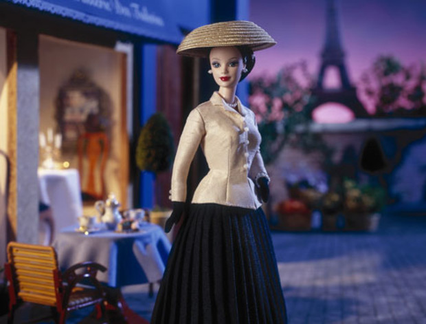 Barbie wird 50: Fashion-Puppe Blonde Fashionikone