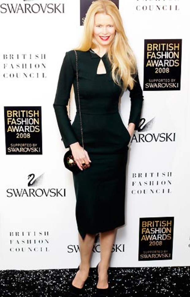 claudia-schiffer-british-fashion-awards