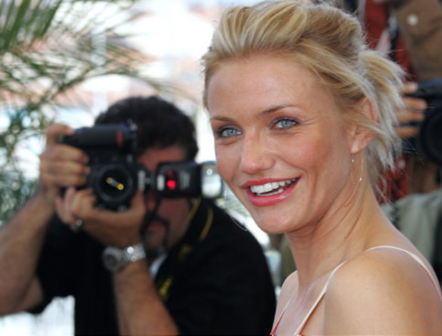 Cameron Diaz' Chaos-Haare Bad Hair Diaz