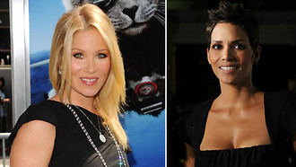Christina Applegate & Halle Berry: Kindergeschichten