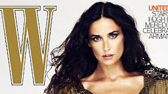 Demi Moore: Photoshop-Panne The Power of Photoshop