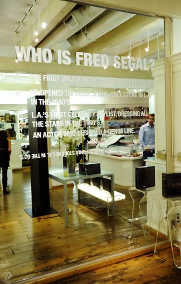 who-is-fred-segal