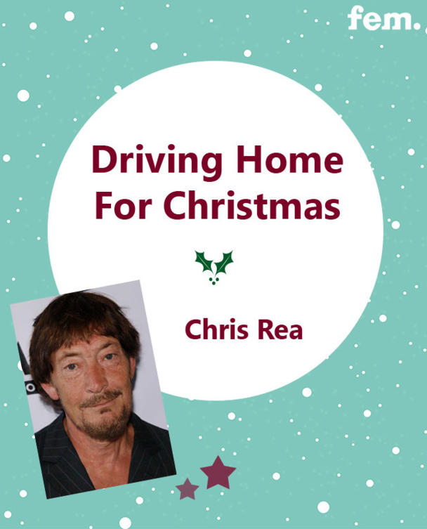 7. Driving Home For Christmas - Chris Rea