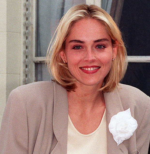 sharon stone AFP