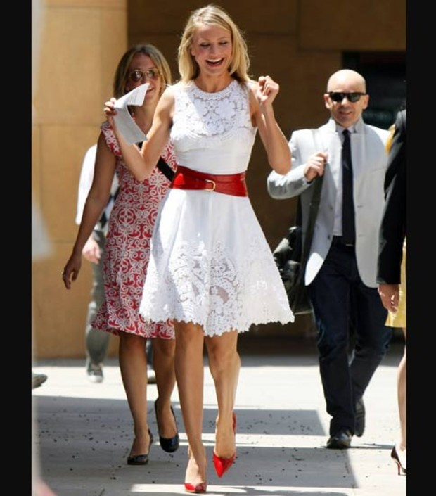 cameron-diaz-walk-of-fame-happy