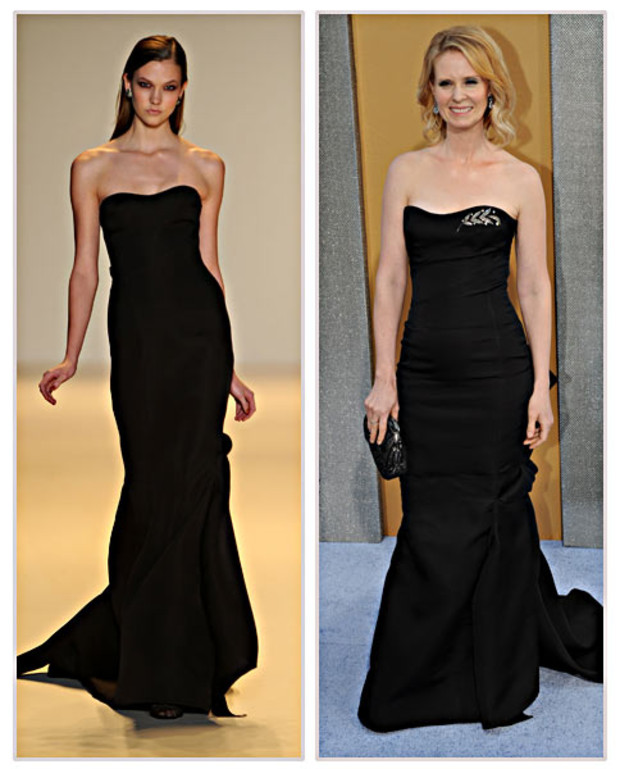 Carolina-Herrera-fall-2010 cynthia-nixon