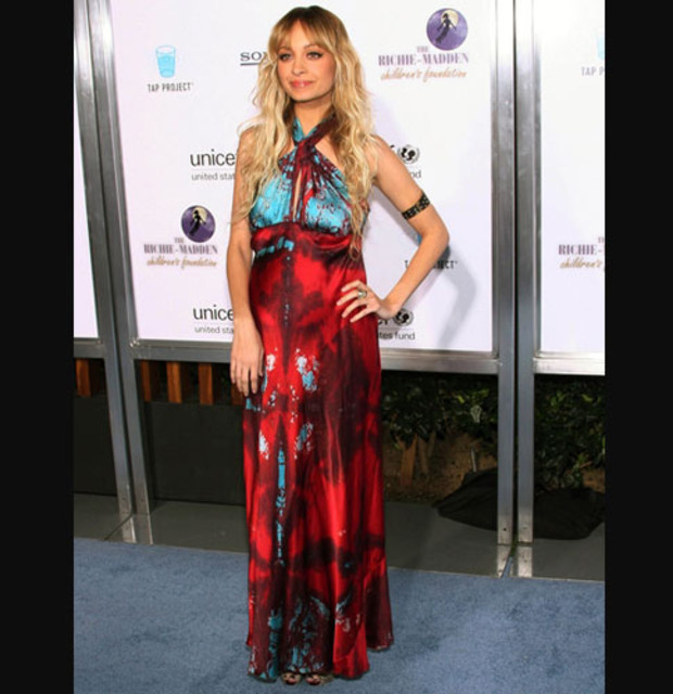 maxi-dress-nicole-richie-rot