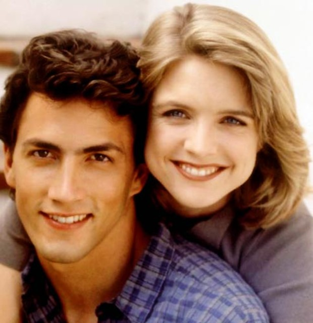 Courtney Thorne-Smith Melrose Place