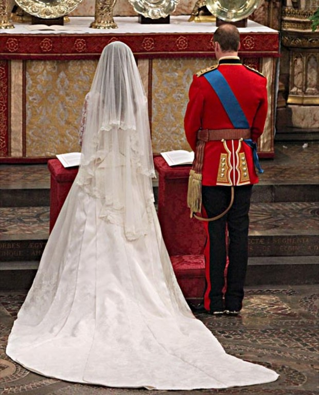 Kate Middleton - das Brautkleid – Gallery: Kate Middletons ...
