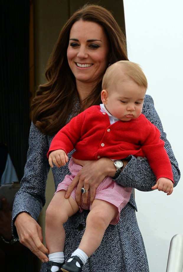 Kate Middleton: Familie