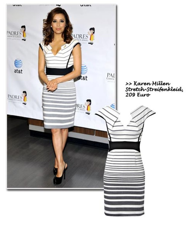eva-longoria-karen-millen-graphic-stripe-dress-484