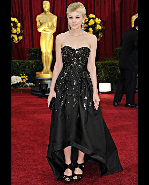 Carey-Mulligan-prada-dress