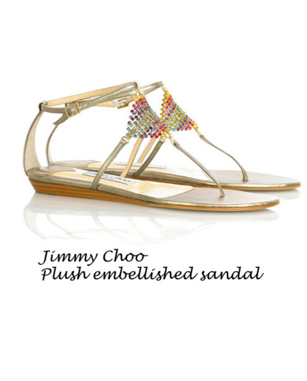 Jimmy-choo-Plush-embellished-sandal