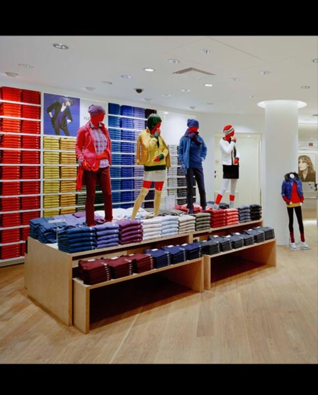 uniqlo paris women