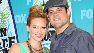Hilary Duff heiratet Mike Comrie.