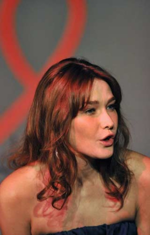 carla-bruni-france-aids-sidaction