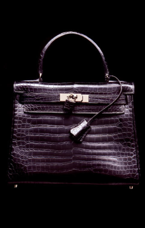 Kelly-Bag-in-Croco-Noir