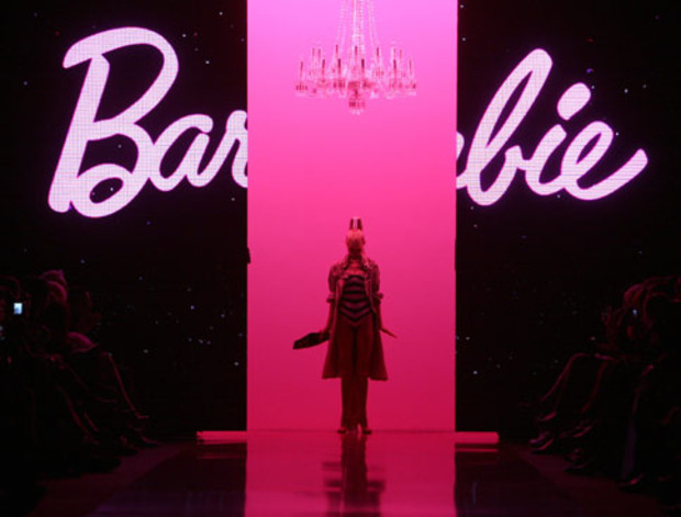 NY Fashion Week: Barbie The Pink Show