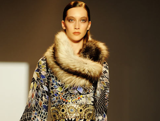 NY Fashion Week: Matthew Williamson Bunt sind alle meine Kleider