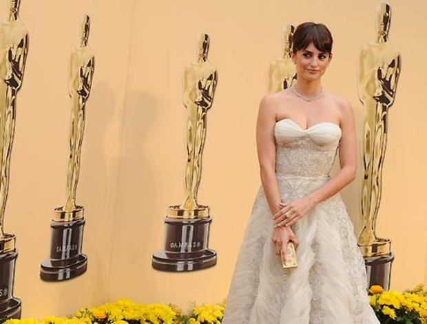 Oscar 2009: Best Dressed Mermaids & Nude Look