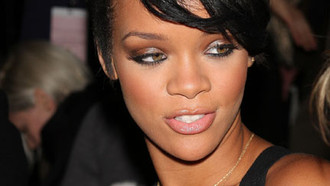 Rihanna: sexy zur Pariser Fashion Week