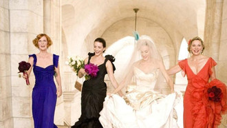 Sex and the City - The Movie - ein Wiedersehen mit Cynthia Nixon, Kristin Davis, Kim Cattrall, Sarah Jessica Parker.