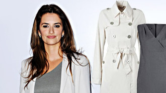 Star-Look: Penelope Cruz - Advertorial Clean Chic