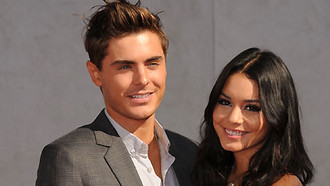 Zac Efron & Vanessa Hudgens: back together