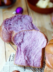 Purple Bread: farbenfrohe Brotalternative