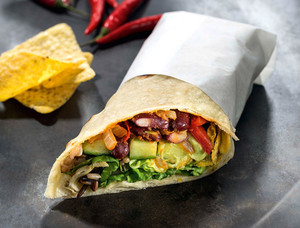"""Vegan to go"" - Wraps"