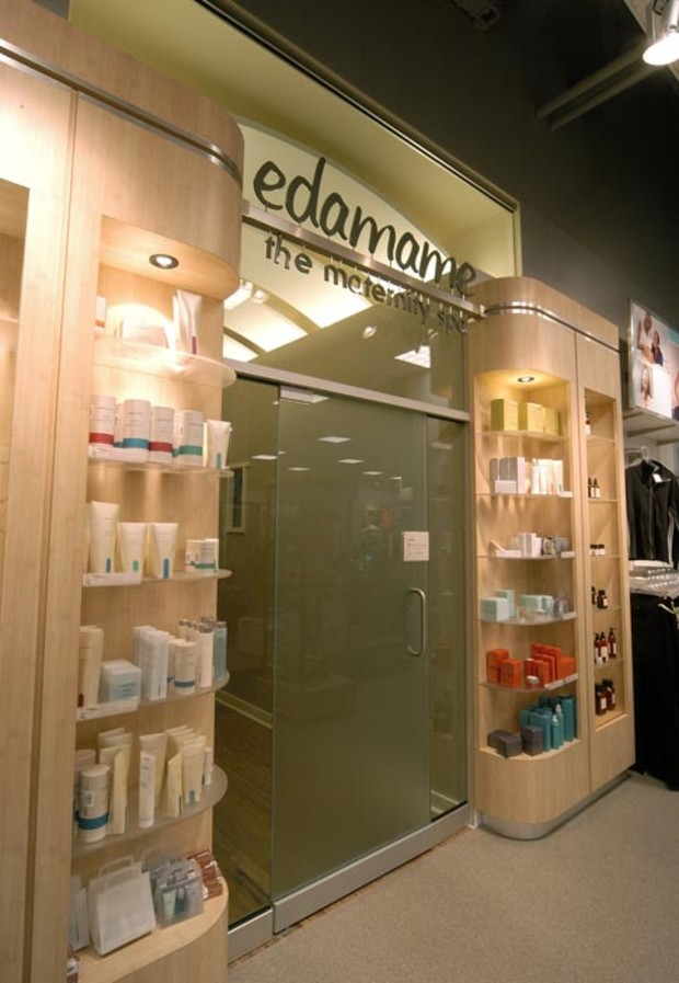 Eingang-Maternity-Spa