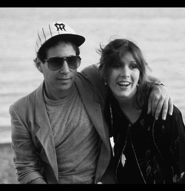 Paul-Simon-und-Carrie-Fisher 5