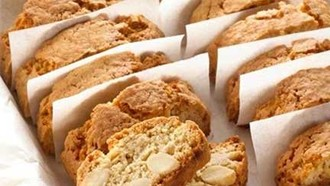 Weight Watchers: Cantuccini Weihnachts-Cantuccini