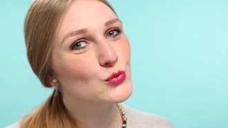 Make-up-Tutorial: Perfekt geschminkte Lippen
