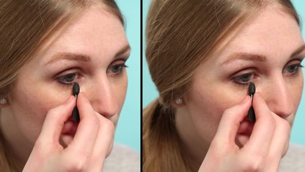 Make-up-Tutorial: Smokey Eyes light
